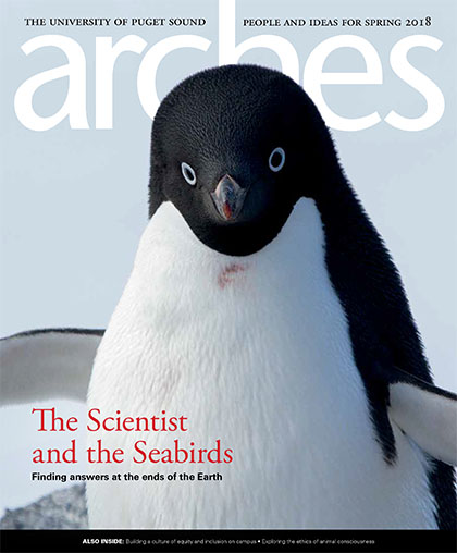 Arches Spring 2018 cover