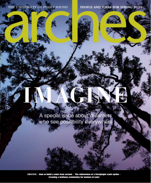 Arches Spring 2019 Cover